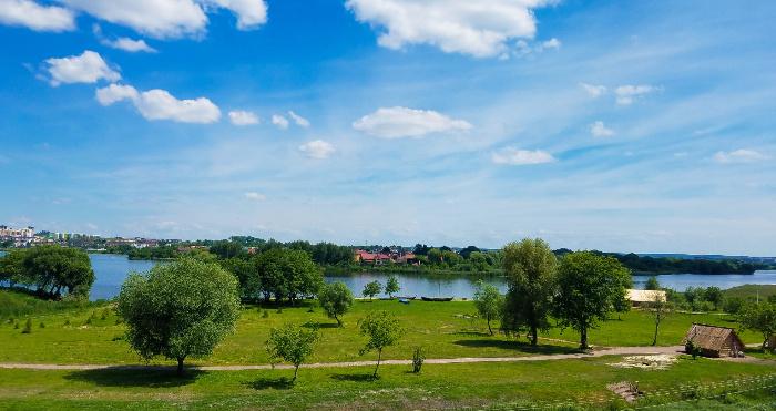 Городище Оствиця