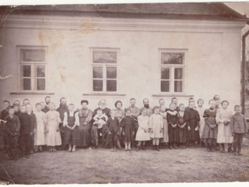 Волинські чехи, Дорогостаї, 1890 р.