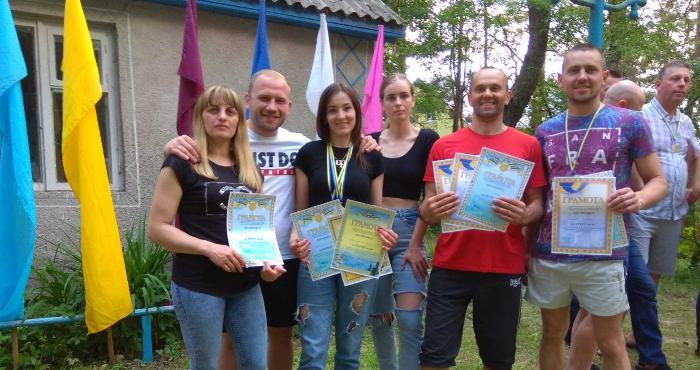 Відбулися змагання серед  колективів закладів професійної освіти області