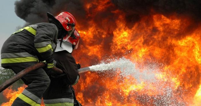 За минулу добу у Рівненському районі сталося п'ять пожеж