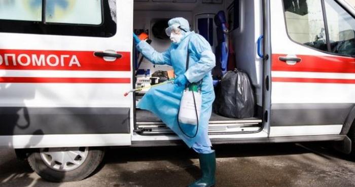 Госпіталізація хворих з коронавірусом
