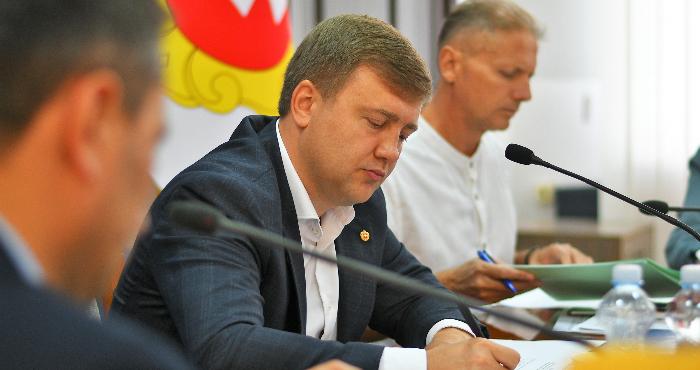 Засідання комісії ТЕБ та НС