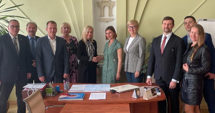 Освітяни Польщі та Рівного шукають шляхи співпраці