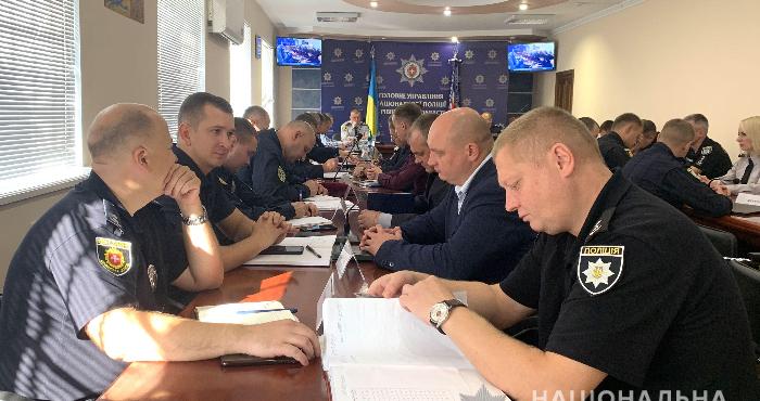 На Рівненщині поліцейським вручили подяки та нові звання