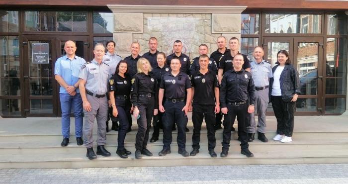 Поліцейських Рівненщини навчатимуть колеги із Канади