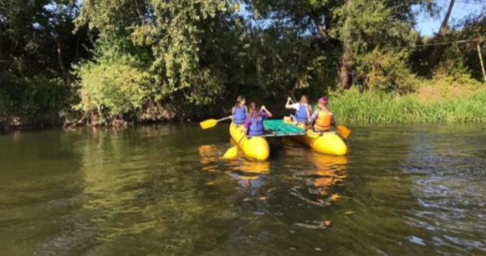 Активних рівнян запрошують на «Фестиваль водного туризму»