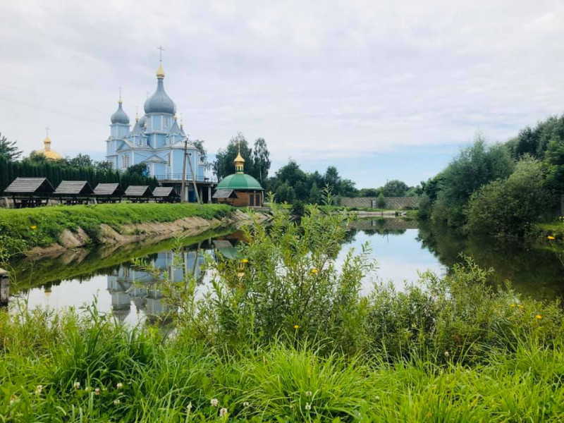 Свято-Успенськийчоловічиймонастир