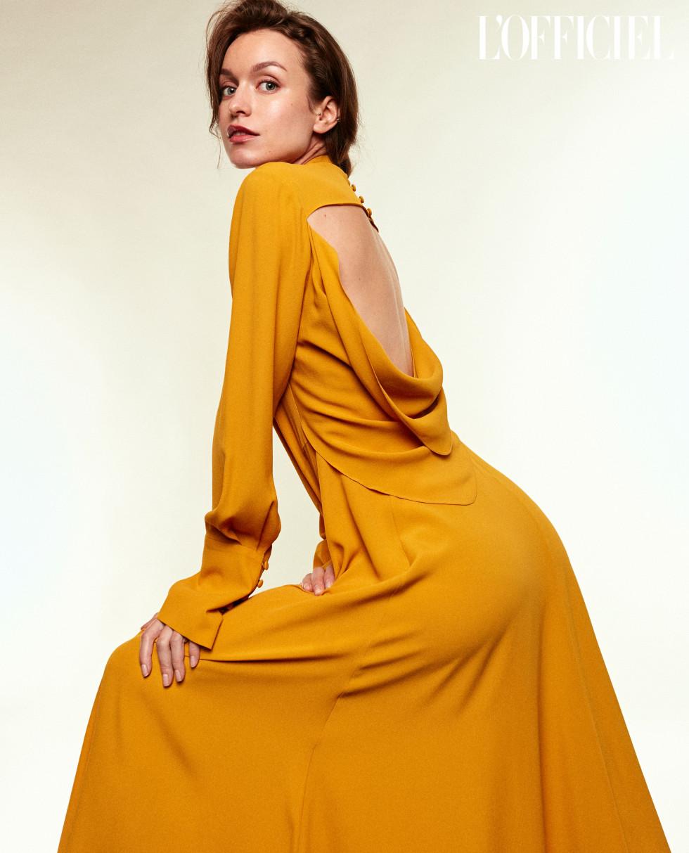 Платье A.M.G