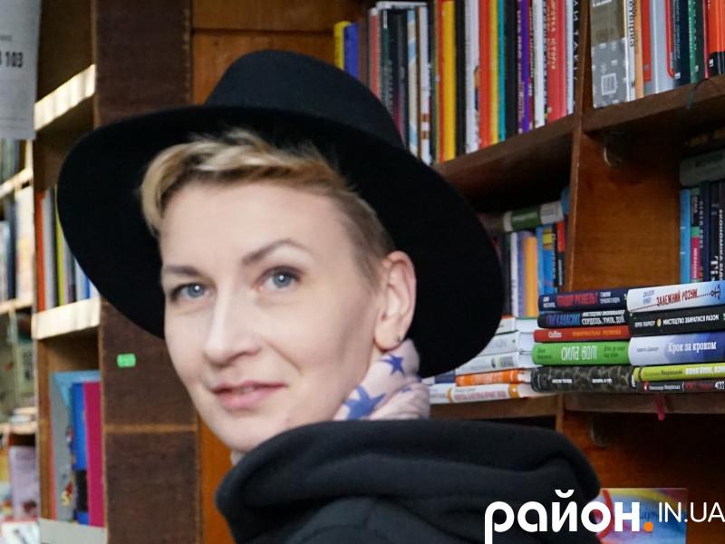 Ірина Баковецька-Рачковська