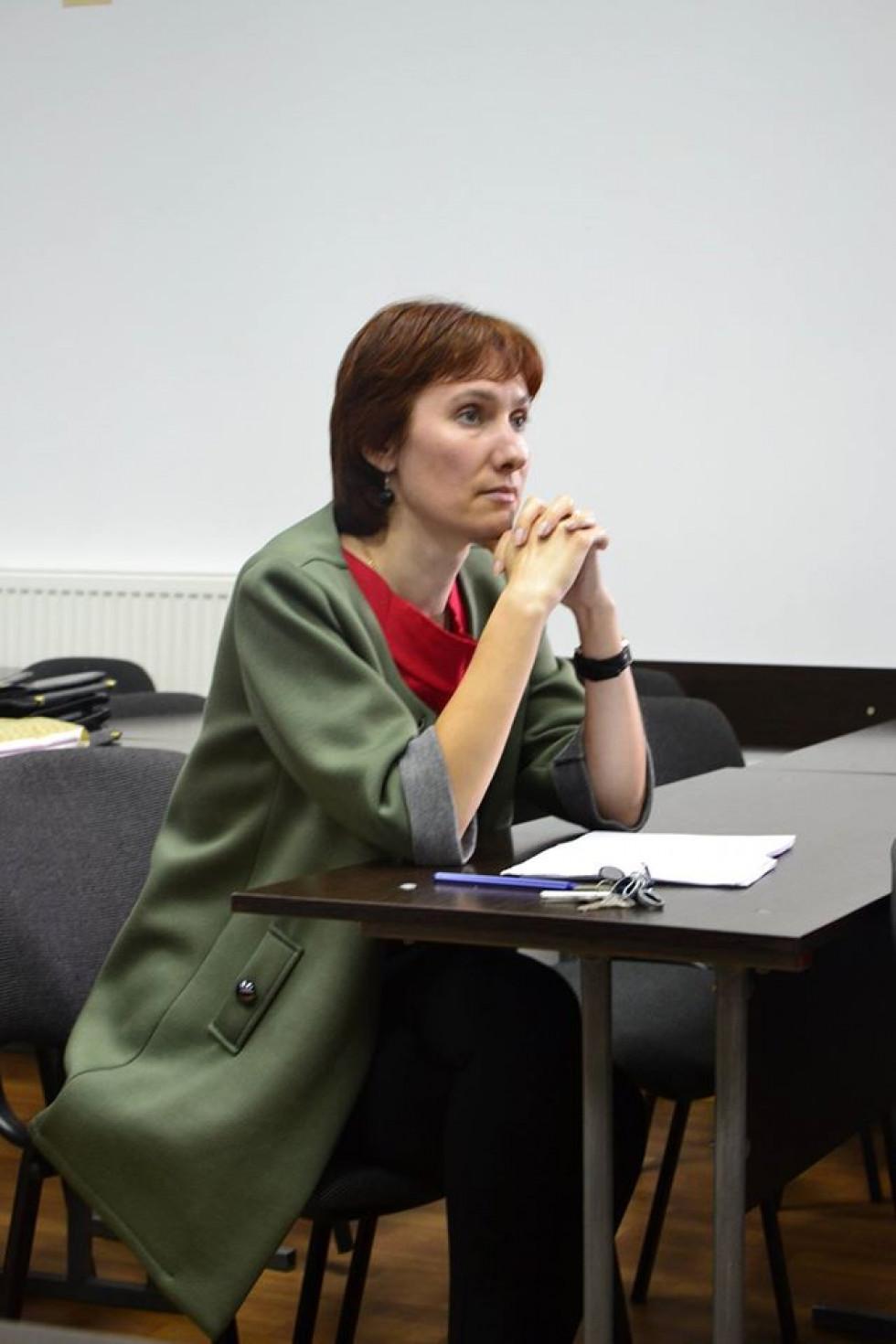 Марія Петрушкевич