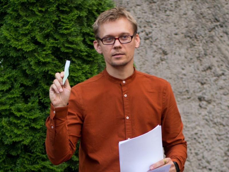 «Ми розпочинаємо наметову кампанію, пряме спілкування з виборцями» – Павло Алексєвич